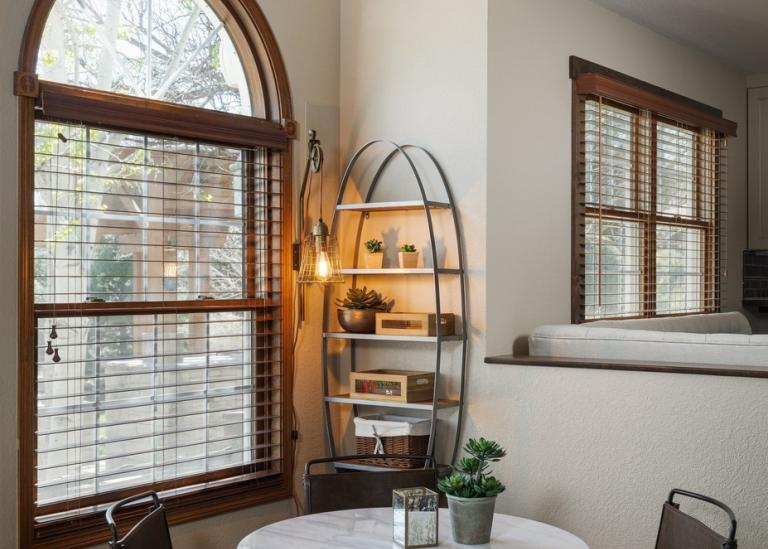 Sophisticated Transitional table