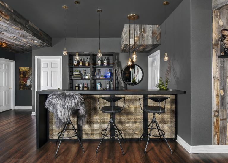 Industrial makeover